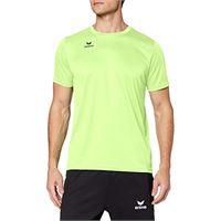 Erima 208652, maglietta uomo, verde (green gecko), l