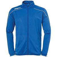 uhlsport stream 22 classic - giacca da bambino, bambini, giacca, 100519303, azzurro/bianco, 104