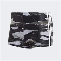 adidas fit bx 3s aop, boxer uomo, nero, 3