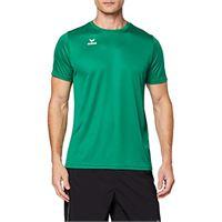 Erima 208652, maglietta uomo, verde (émeraude), l