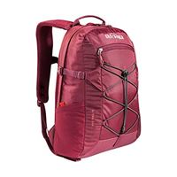 Tatonka city trail 19 - zaino unisex, unisex - adulto, zaino, 1621, bordeaux, 43 x 28 x 14 cm