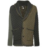ALANUI cardigan in lana e cashmere