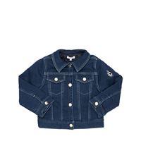 CHLOÉ giacca in denim di cotone stretch