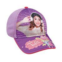 Violetta cappello con visiera Violetta