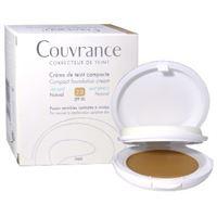 AVENE (Pierre Fabre It. SpA) eau thermale avene couvrance crema compatta colorata nf oil free naturale 9, 5 g