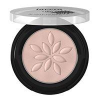 Lavera beautiful mineral eyeshadow mat'n yogurt 35, confezione da 3 (3 x 1 pezzo)