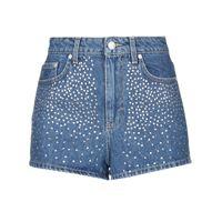 CHIARA FERRAGNI - shorts jeans