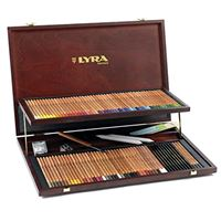 Fila lyra rembrandt polycolor, valigetta prestige, colori assortiti
