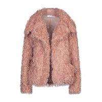 KAOS - teddy coat