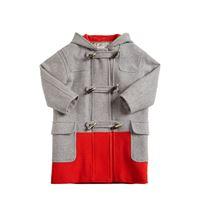 STELLA MCCARTNEY KIDS cappotto in misto lana
