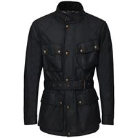 BELSTAFF giacca trialmaster in misto cotone