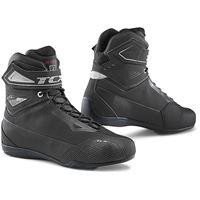 Tcx scarpe tecniche moto 9507 rush 2 gunmetal black   tcx