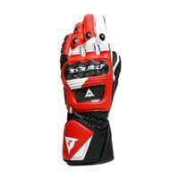 Dainese druid 3 gloves-a66-black/white/lava-red