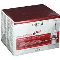 Vichy dercos aminexil intensive 5 donna 42 pz flaconi