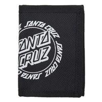 Santa Cruz portafogli Santa Cruz wallet ring dot black