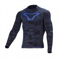 MACNA maglia macna base-layer blu