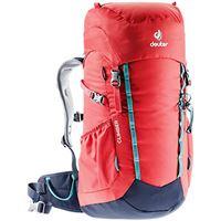 Deuter climber - zaino da arrampicata per bambini, 22 l, unisex adulto, zaino da escursionismo (fino a 45 l), 3613520, colore: chili, 22