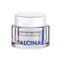 ALCINA rich anti-aging cream crema antietà per pelli secche 50 ml