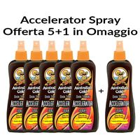 Australian Gold accelerator lotion spray - offerta 5+1 omaggio