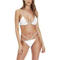 4GIVENESS bikini balconcino ferretto slip fianchetto donna