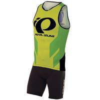 Pearl Izumi set (maglia + pantaloncino ciclismo) pearl izumi tri elite in-r-cool ltd team pi