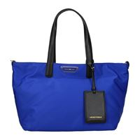 Armani Emporio borse a spalla donna poliammide blu nero one size