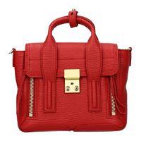 3.1 Phillip Lim borse a mano donna pelle rosso rosso one size