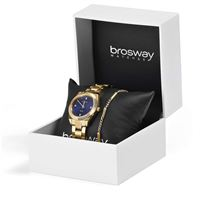 Brosway orologio solo tempo donna Brosway deco wdc21k
