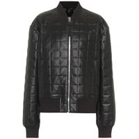 Bottega Veneta bomber in pelle