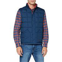 Wrangler the vest giacca, rusty brown, xxl uomo