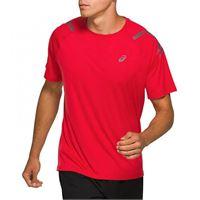 Asics icon ss top t-shirt running uomo