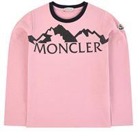 Moncler t-shirt firmata