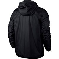 Nike team fall jacket youth, giacca unisex per bambini, black/anthracite/white, l