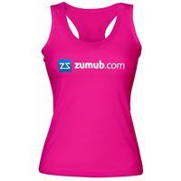 Zumub canotta tecnica rosa donna