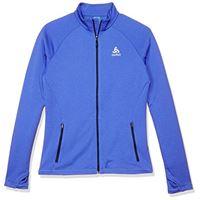 Odlo giacca softshell da donna proita, donna, gilet da donna, 593091, amparo blue, s