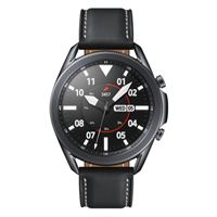 Samsung galaxy watch3 smartwatch bluetooth 45mm acciaio cinturino pelle nero