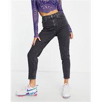 Levis levi's - jeans affusolati a vita alta-nero