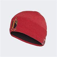 adidas rbfa beanie, cappellino unisex - adulto, glory red/black, osfl