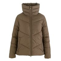 SAVE THE DUCK giacca piumino donna SAVE THE DUCK recy | marrone