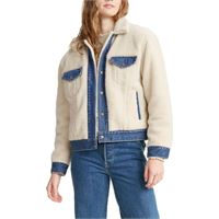 Levi's ex bf pieced trucker counting sheep giacca donna