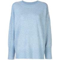 Sies Marjan maglione oversize - blu