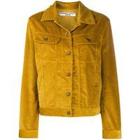 Katharine Hamnett London giacca keith - giallo