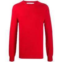Mackintosh maglione - rosso