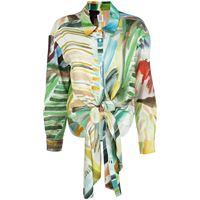 Rosie Assoulin blusa con stampa - multicolore