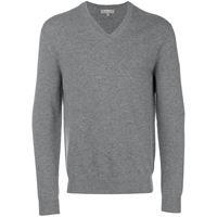 N.Peal maglione - grigio