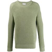 AMI Paris maglione a collo alto - verde