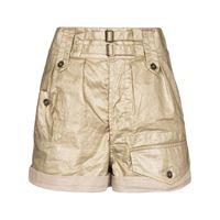 Saint Laurent shorts - toni neutri