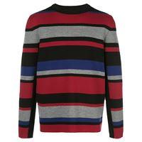 Aztech Mountain maglione a righe matterhorn - multicolore