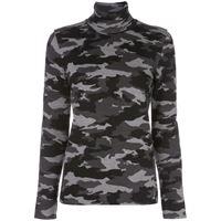 Aztech Mountain maglione a collo alto matterhorn - grigio