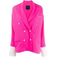 Jejia blazer doppiopetto - rosa